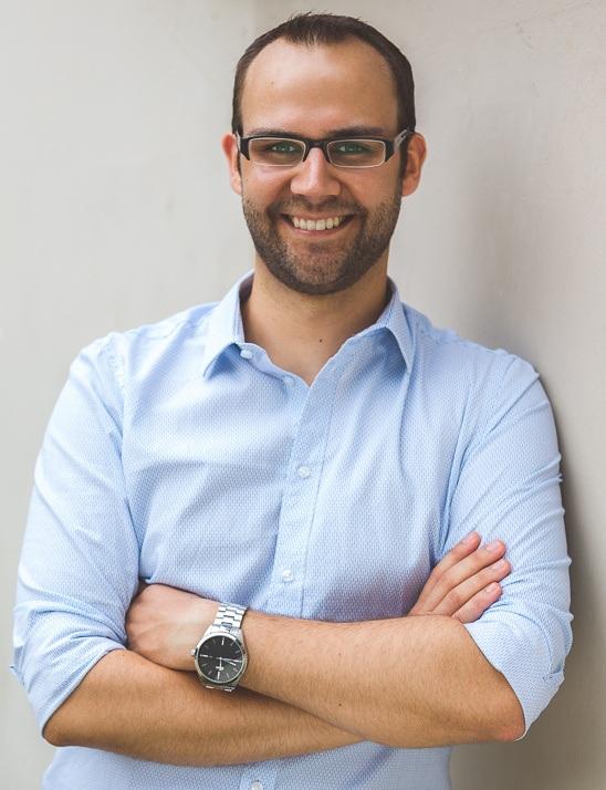 Torben Naujokat, Gründer von Modulearn