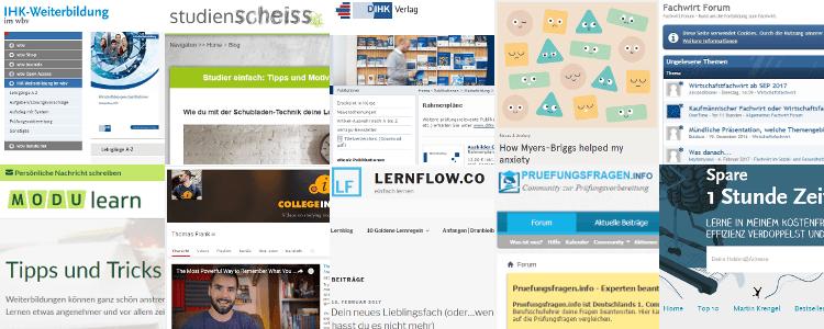 10 Websites, mit denen deine Weiterbildung sofort einfacher wird