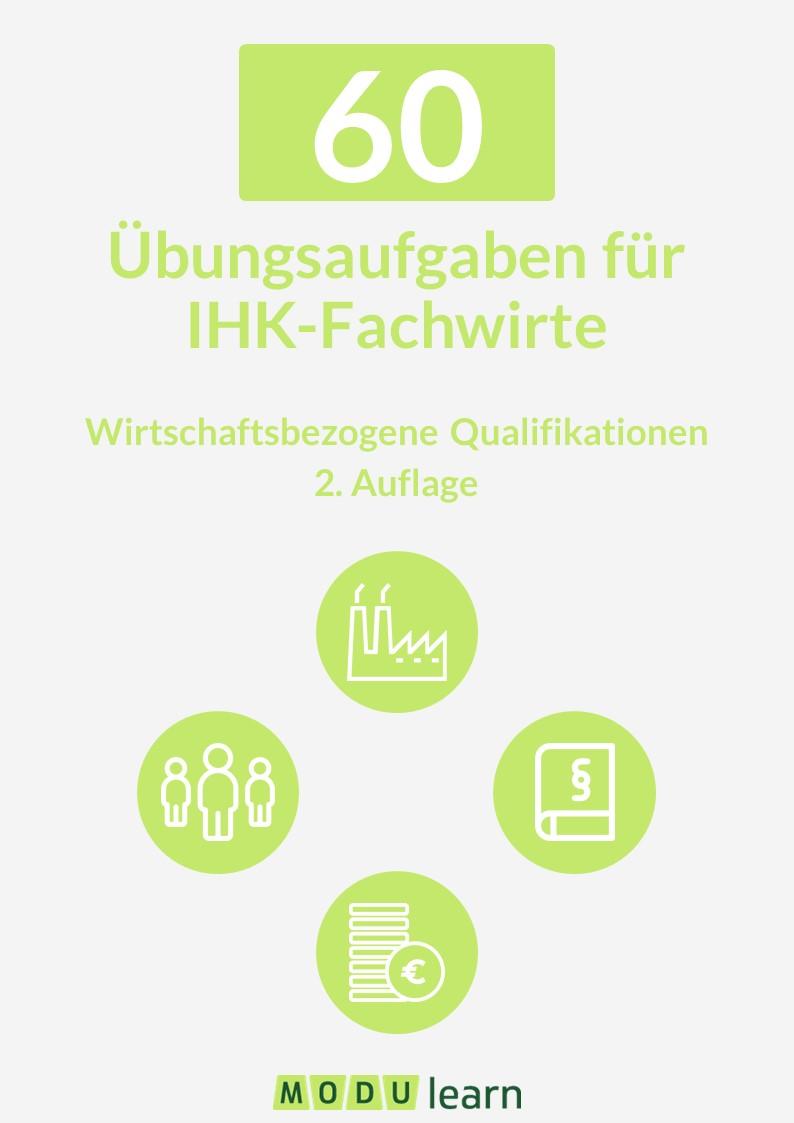 Übungsaufgaben: Wirtschaftsbezogene Qualifikationen